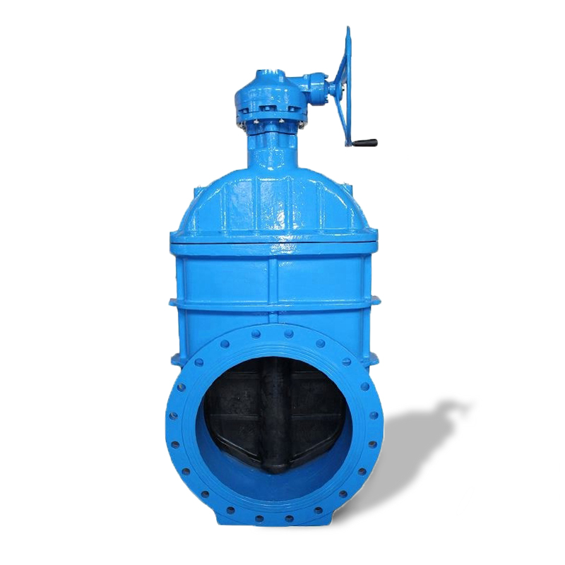 Resilient DI Seat Soft Sealing Gate Valve