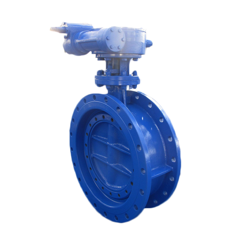 Metal Seat Eccentric Butterfly Valve