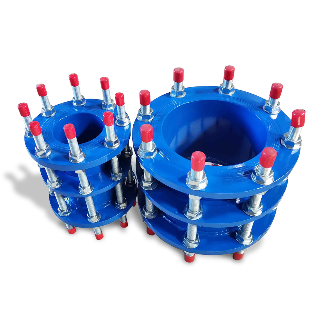 Double Flange Insert Joint For Pipe