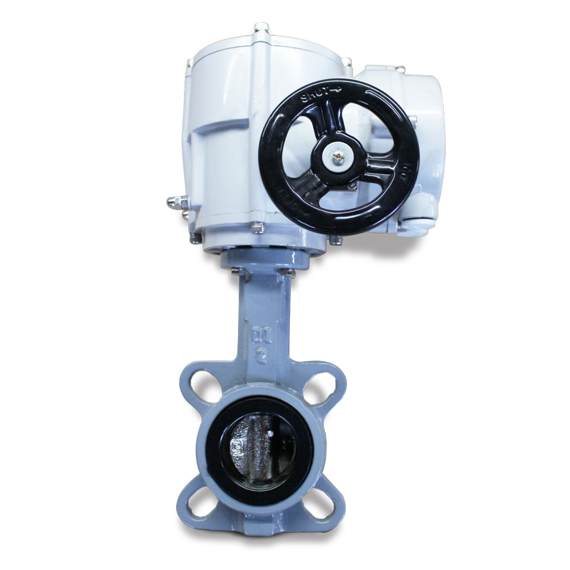 Motor Operated Electronical Butterfly Valve