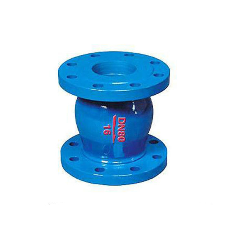 Ductile Iron Silent/Silence Type Flanged Check Valve